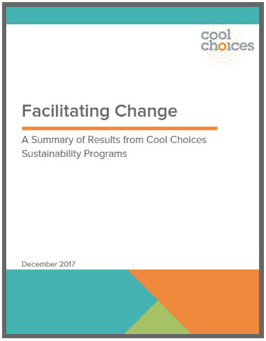 facilitiating change results white paper
