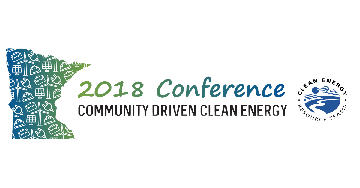 clearn energy resource teams community driven clean energy conference 2018