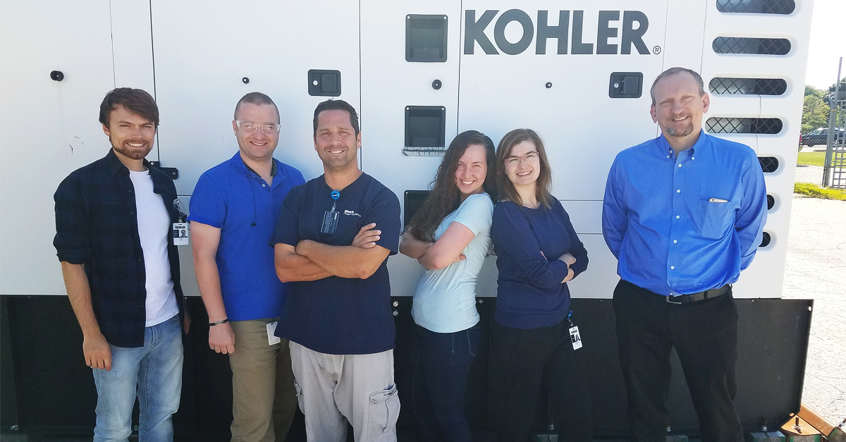cool choices partners with kohler employee engagement sustainability program